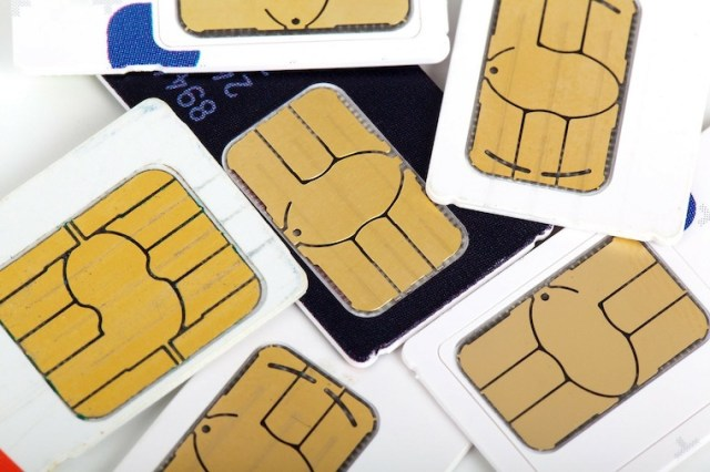 4. A comparison of 5 companies that offer Voice + Data SIM cards
