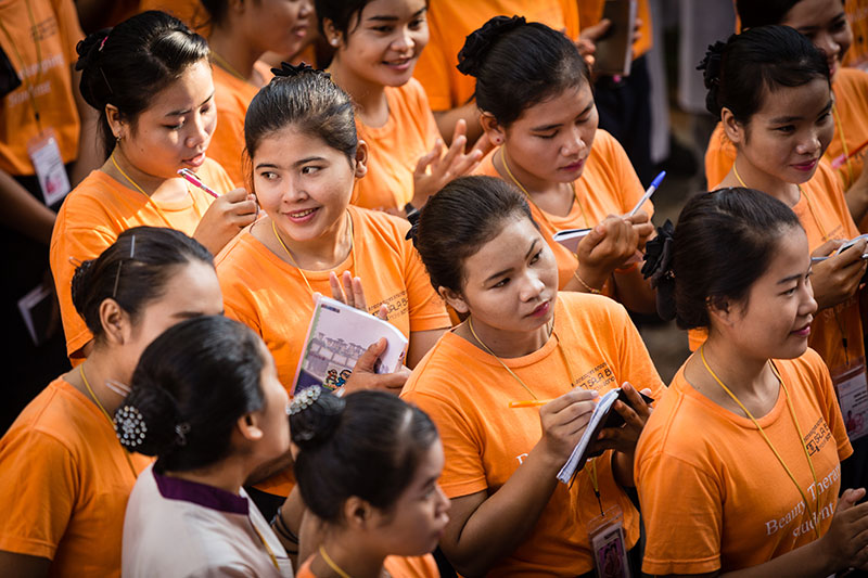 Access to education for girls: a priority