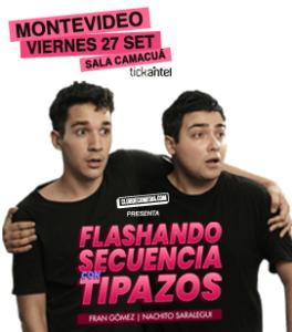 """Flashando Secuencia """"Tipazos"""""""
