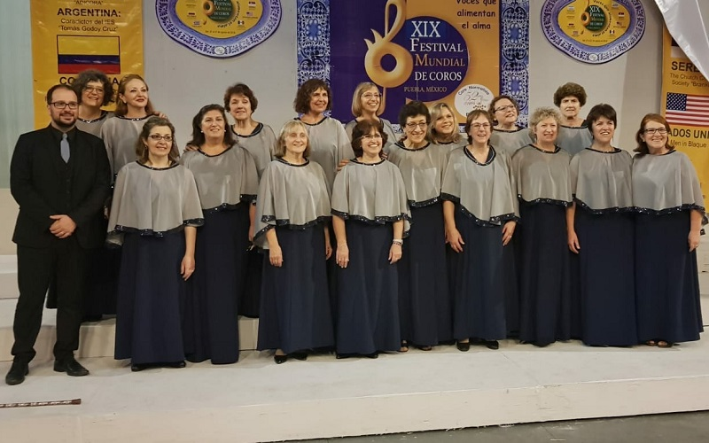 El canto de los pueblos con voz de mujer
