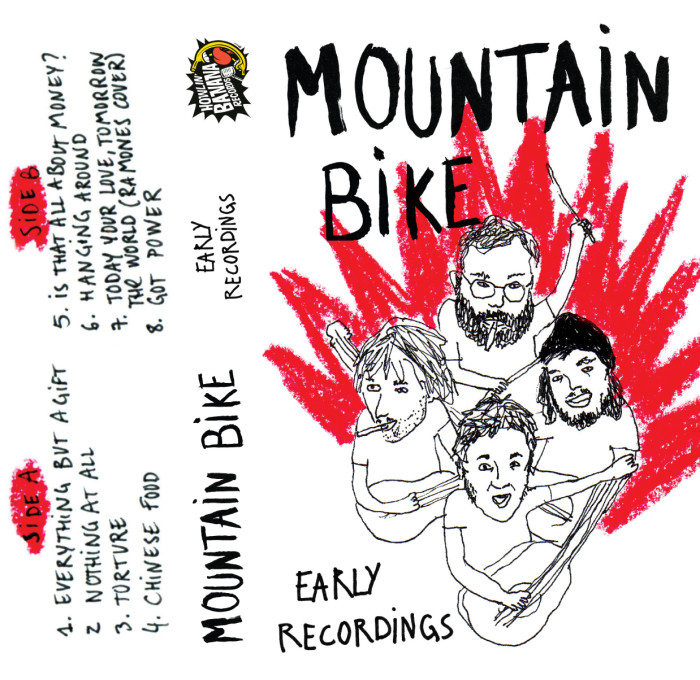 mountain bike early recordings