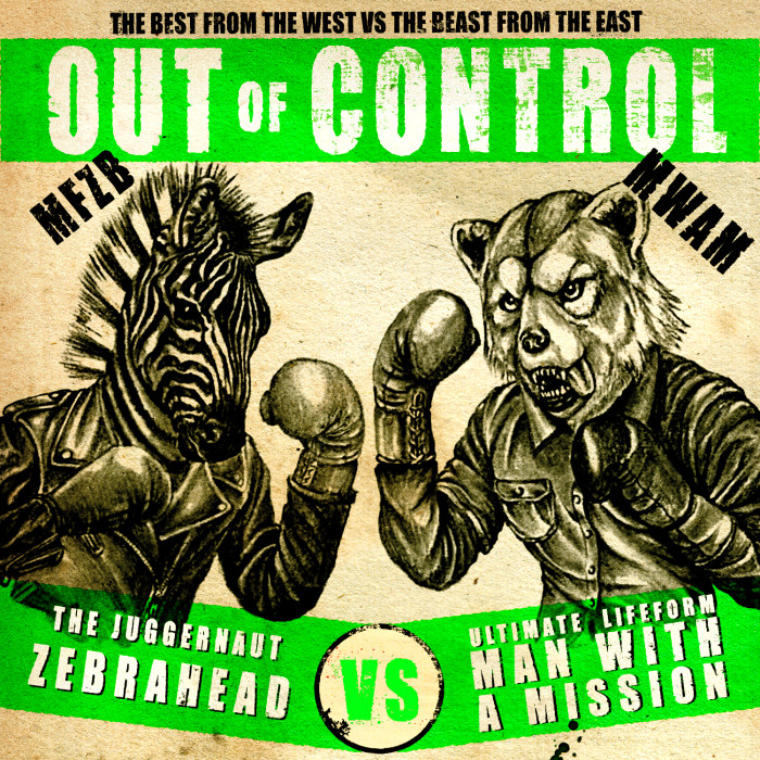 zebrahead man with a mission out of control