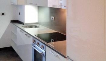Lavello inox su misura per cucina low cost - sala LAB