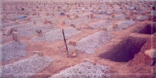 muslim-graves