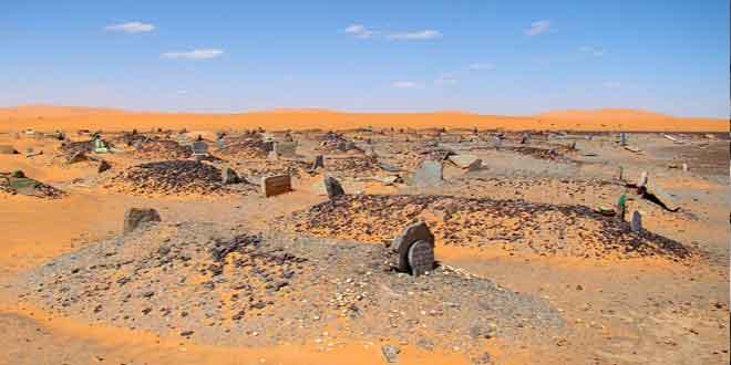 muslim-graveyard
