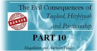 the-evil-consequencestaqleed-hizbiyyah-partisanship-part-10-fea