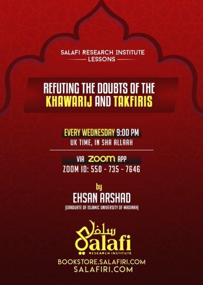 Takfir and Khawarij