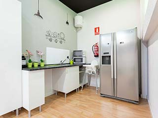cocina sala innovate paracuellos