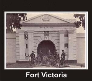 Pattimura-Fort Victoria (sekarang menjadi Markas KODIM 733 Batalyon Masariku) sbg saksi Sejarah Kegigihan Pattimura dlm mengusir penjajah dari tanah Maluku. Di depan benteng ini Pattimura dihukum Gantung-jpeg.image