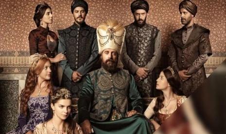 Serial di ANTV King Suleiman yang diganti judulnya jadi Abad kejayaan-jpeg.image