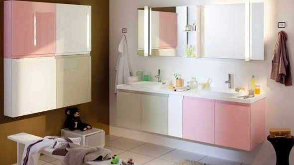 Idée déc salle de bain