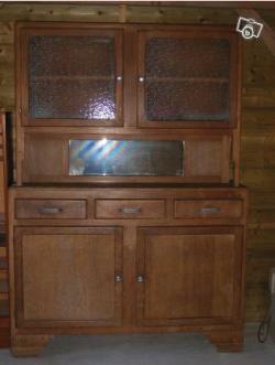 comment restaurer un buffet en bois. Black Bedroom Furniture Sets. Home Design Ideas