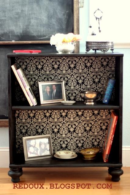 donner un coup de jeune un meuble. Black Bedroom Furniture Sets. Home Design Ideas