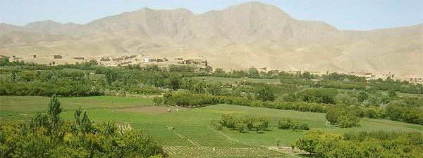Wardak Province, Afghanistan