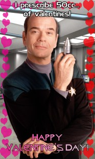 Voyager Valentine - The Doctor