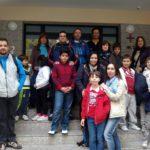 1ª etapa del Camino de Santiago