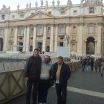 Salceños por el mundo: Roma