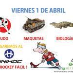6º: Plan del 1 y 2 de abril