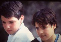 Gonzalo Lopez y Sergio Caño