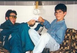 Nachoqui y Carlos MArtínez