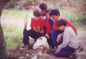 Ruben Grande, PJ Rodriguez, Rafa Alonso y Juan Vaquero