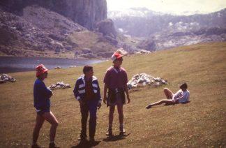 Alberto Gamero y mas en Picos(1)