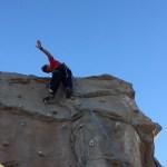 Flipando con la escalada