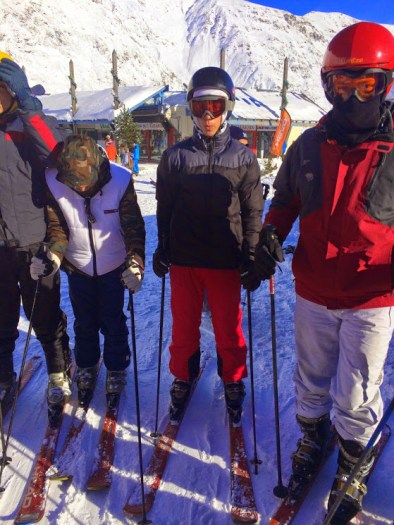 Convi de esquí