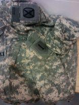 Uniformes militares en maquetas (3)