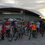 Wanda ciclista