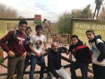 En el ZOO de Madrid 13.14