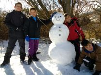 5º se va de Excursion a la nieve (1)