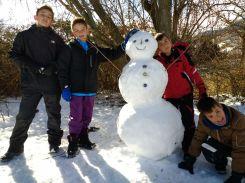 5º se va de Excursion a la nieve (1)