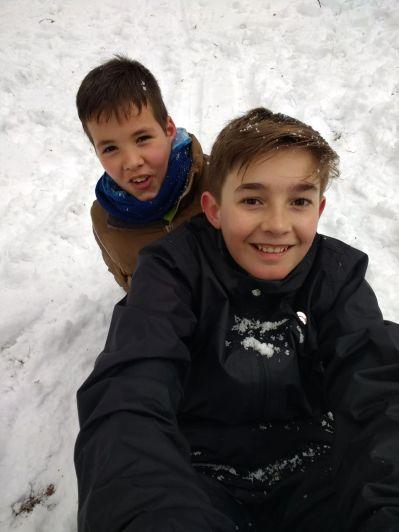 5º se va de Excursion a la nieve (11)