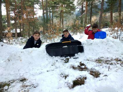 5º se va de Excursion a la nieve (7)