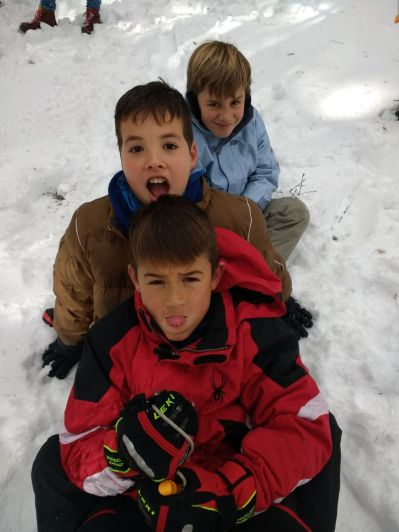 5º se va de Excursion a la nieve (8)