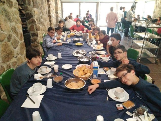 Campamento en las Cabañas 2018 .19 (2)