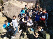 Campamento en las Cabañas 2018 .19