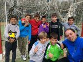 La primera acampada de 4 y mas (4)