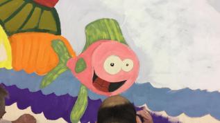 Pintando pirata timoteo (1)