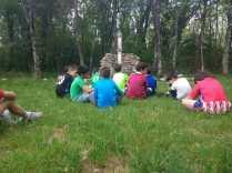 Acampada con los pequenos en las cabanas (9)