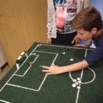Campeonato de fútbol chapa