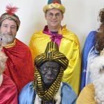 Reyes Magos 2020: una fiesta muy familiar