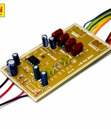 4558 Bass Treble Control Preamp Board