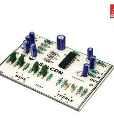 Bass Treble Board Preamp LM324