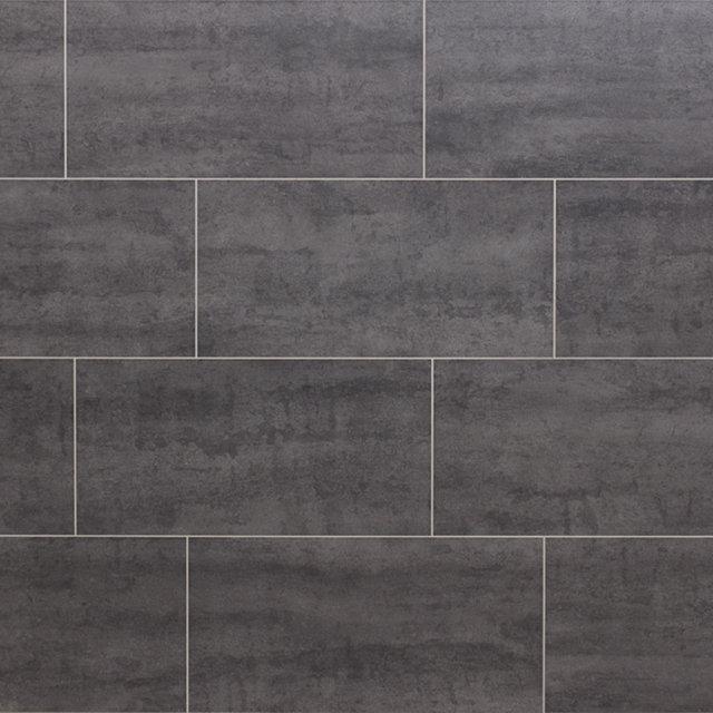 kronotex mega 8mm senia grey tile effect laminate flooring 4v