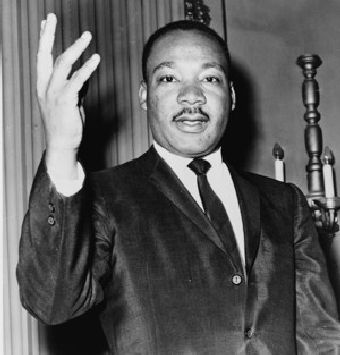 Dr. Rev. Martin Luther King Jr.