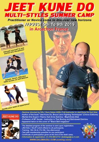 poster summer camp 2019