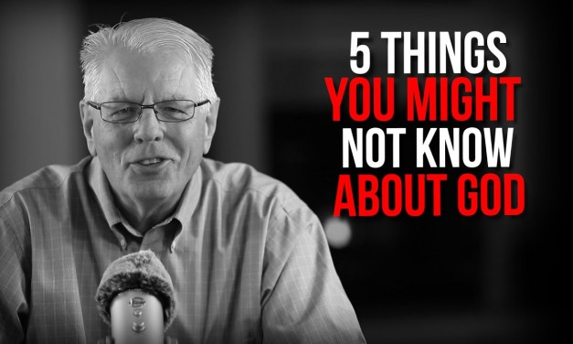 5 things you might not know about God