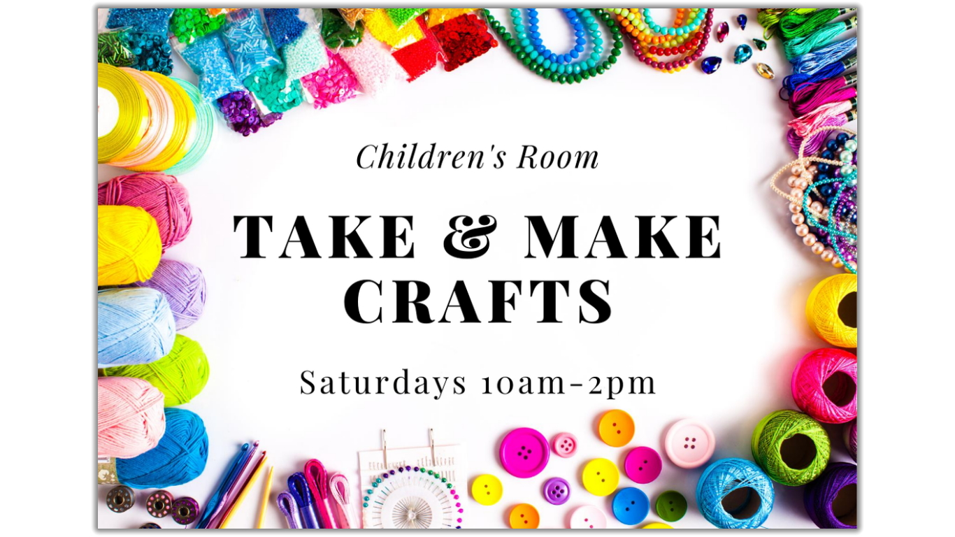 Take and Make Crafts